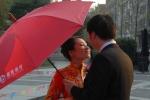 p6 mariage parapluie HD